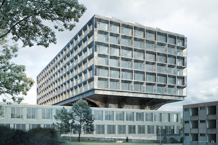 Neubau Spital Frauenfeld