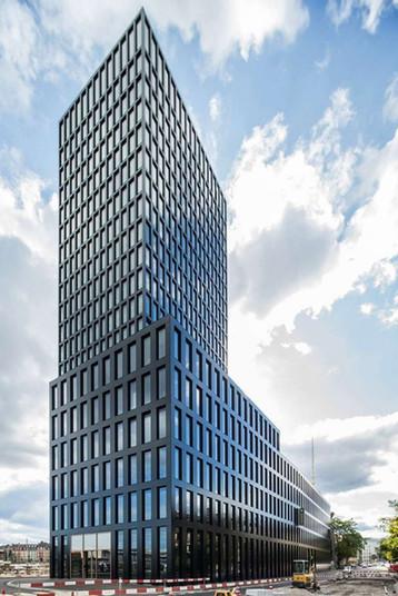 Grosspeter Tower Basel