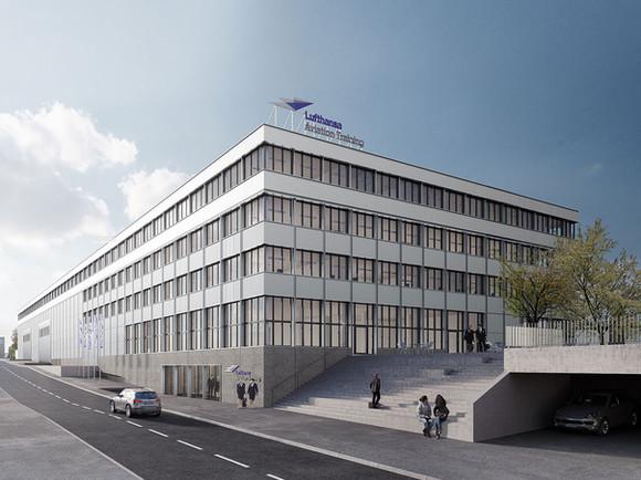 Lufthansa Training Center - Opfikon