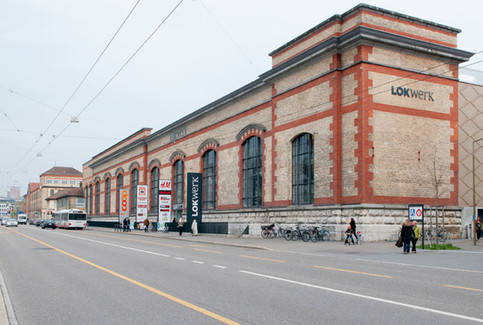 Lokwerk - Winterthur