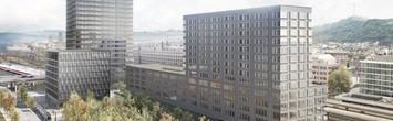 Westlink Tower & Cube - Zürich