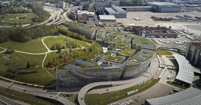 The Circle - Flughafen Zürich