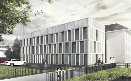 Umbau & Erweiterung Sonnehof