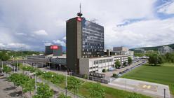 Neubau Campus SRF