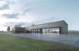 Militärflugplatz Emmen