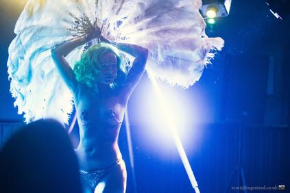 showlesque Brighton Burlesque, Cabaret & Circus show