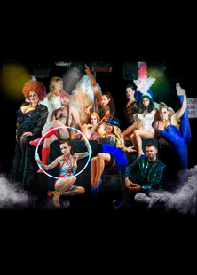 showlesque night out