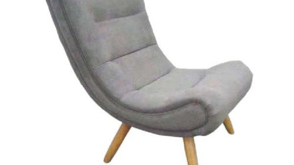 Groove Fabric Chair