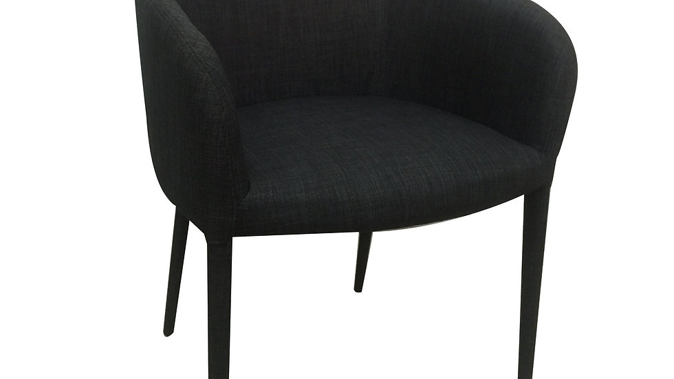 Tivoli Dining Chair Santorini Black