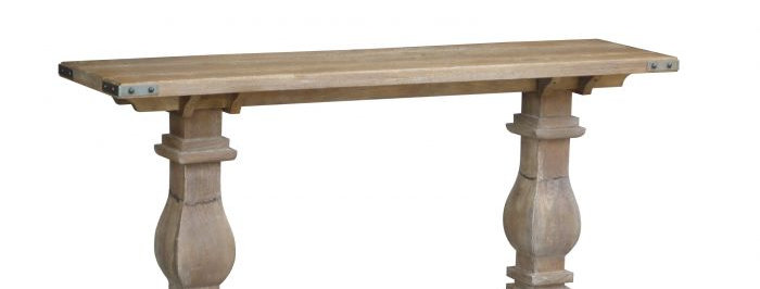 UTAH CONSOLE TABLE