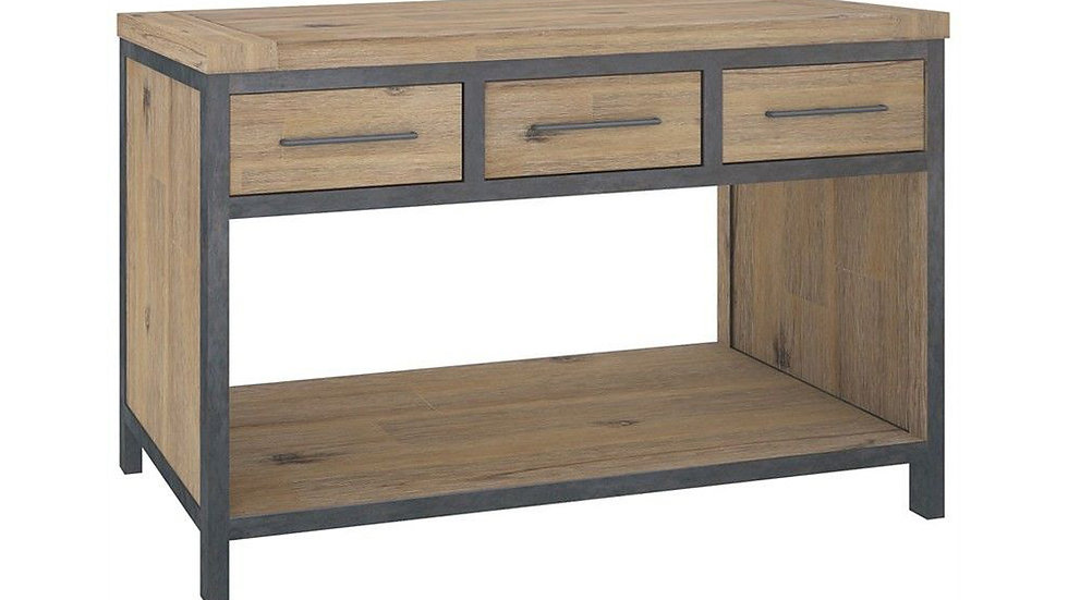 Pullman Console Table 3 Drawers