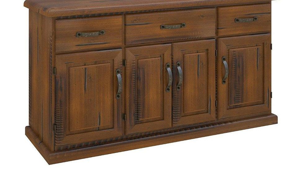 Jamaica Buffet 4 Doors, 3 Drawers