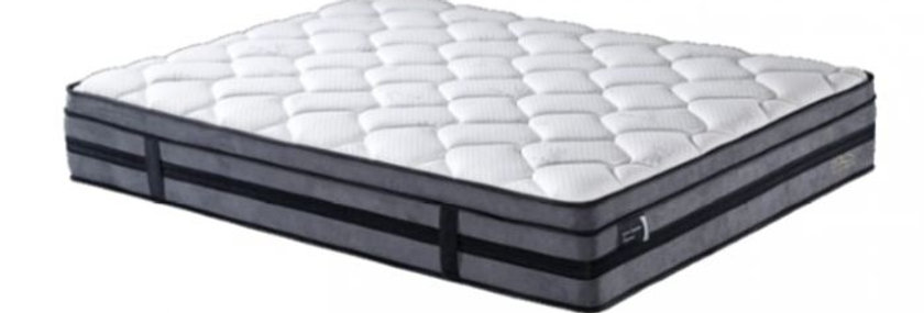 LUXURY DREAMER MEMORY FOAM & LATEX MATTRESS
