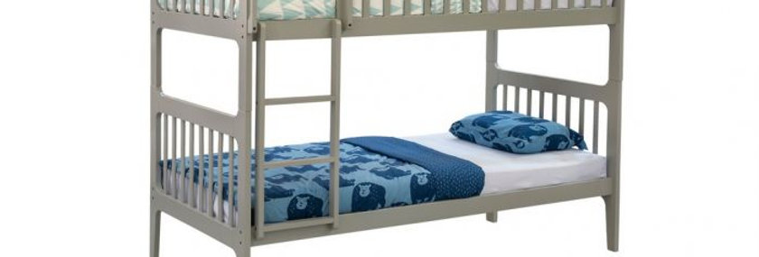APOLLO SINGLE OVER SINGLE BUNK BED
