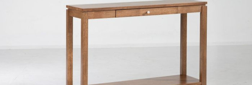 CUBIST 1 DRAWER HALL TABLE