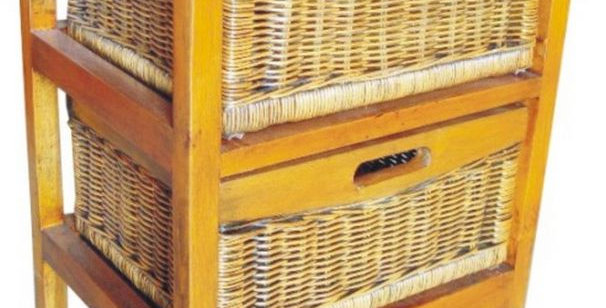 MEXICANA 2 DRAWERS CABINET