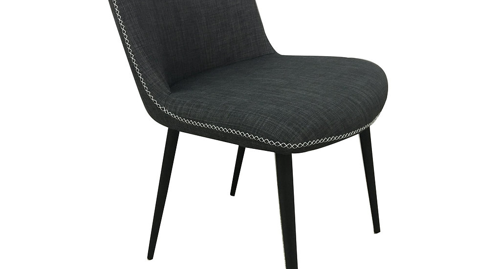Rapallo Dining Chair Santorini Black