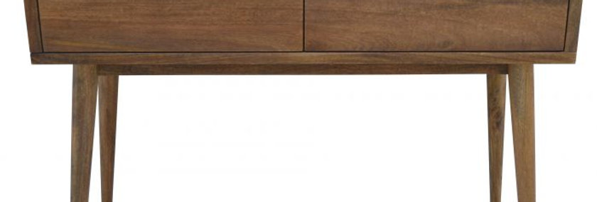 RETRO CONSOLE TABLE