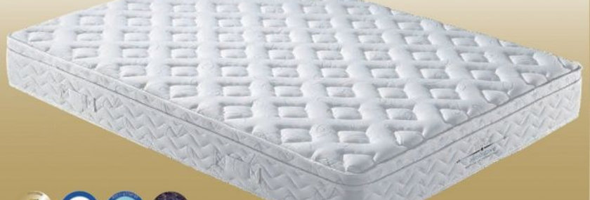 ORTHOZONE KNITTED FABRIC MATTRESS