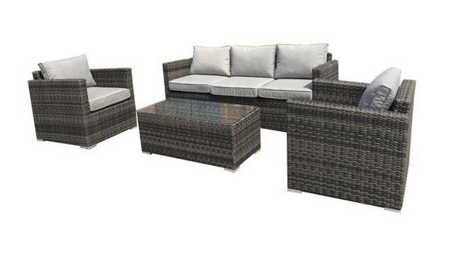 Milford 4PC Lounge Setting