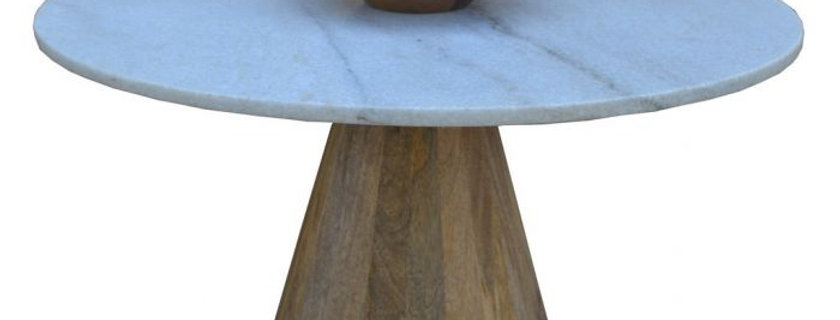 LAWRENCE ROUND COFFEE TABLE