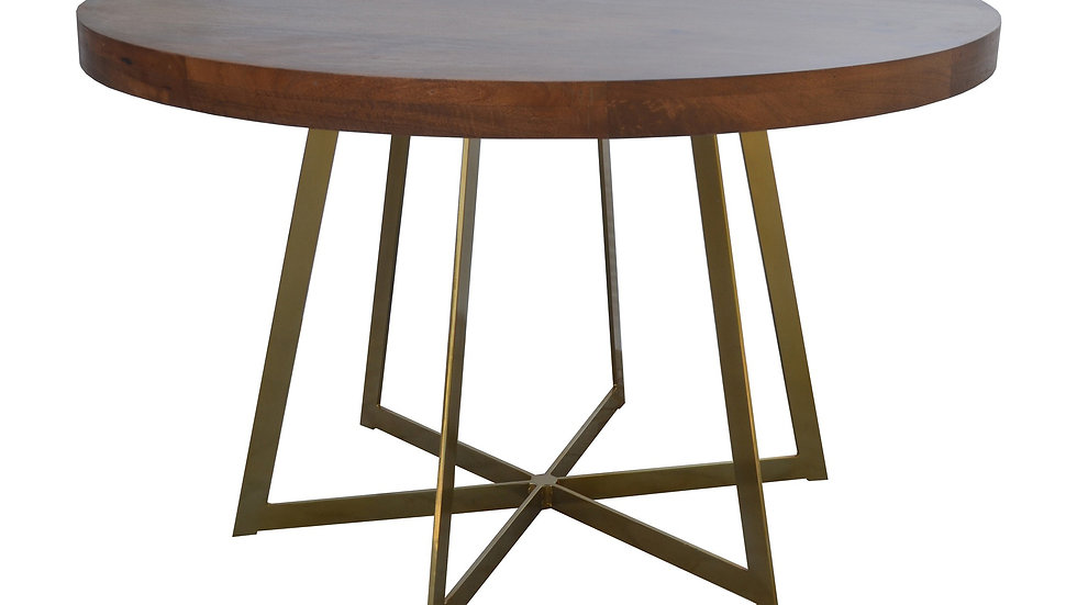 Jacques Round Dining Table