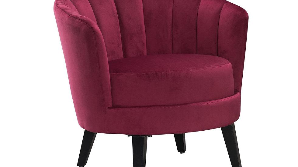 Merlot Chair Maroon