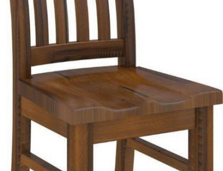 JAMAICA SOLID SEAT CHAIR