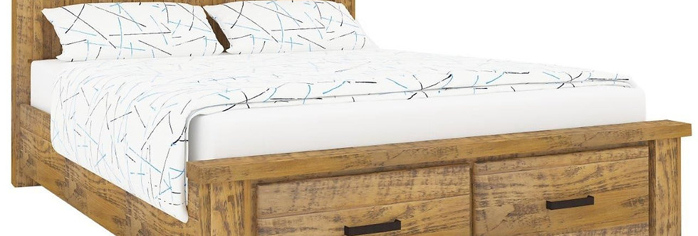 OUTBACK KING BED WITH STORAGE