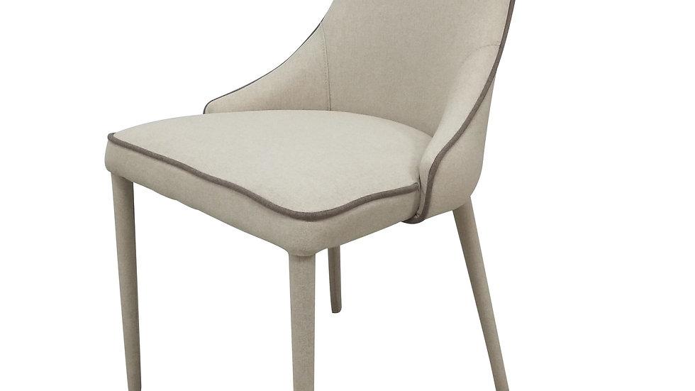 Brescia Dining Chair Bone