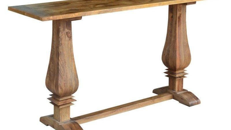 Kensington Parquetry Console Table
