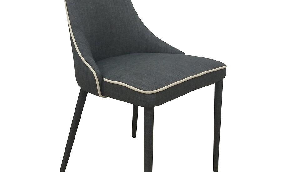 Brescia Dining Chair Santorini Black