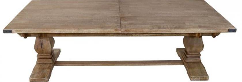 UTAH EXT. DINING TABLE
