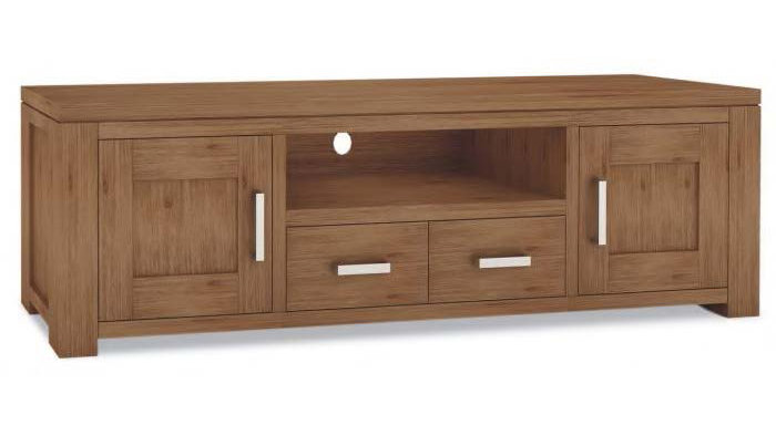 Ashton TV Unit 2 Drawers, 2 Doors