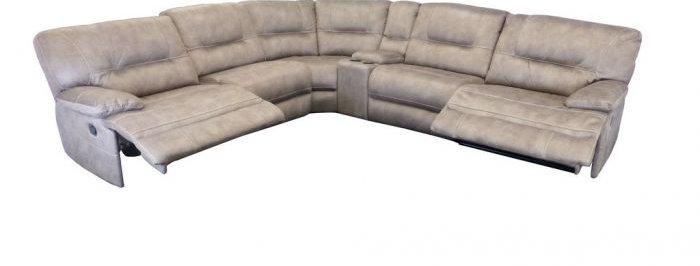 PRADO Fabric Corner Modular Sofa