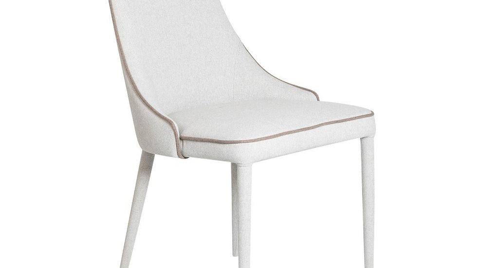 Brescia Dining Chair Silver