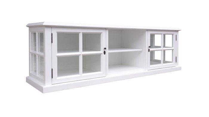 Somerset ETU 2 Glass Door, 2 Niches 158cm