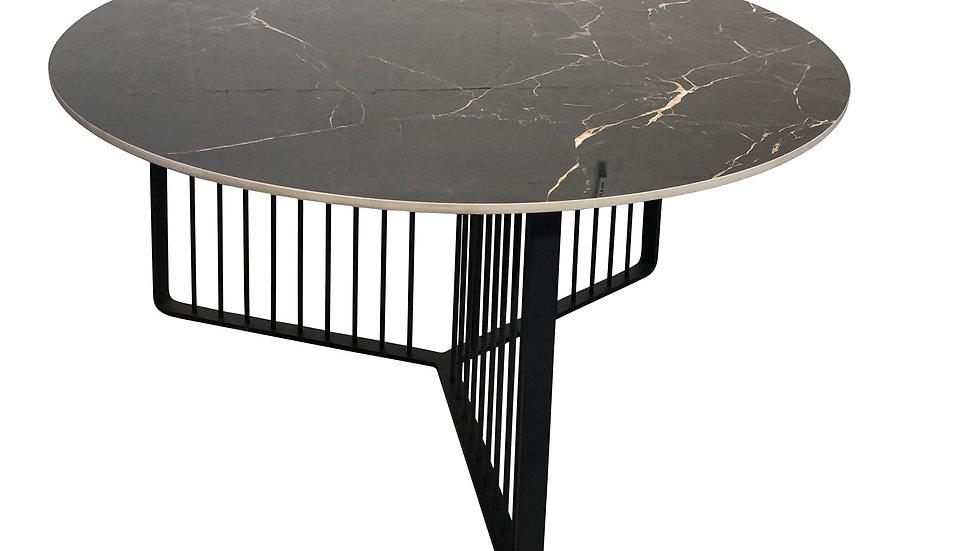 Panamera Coffee Table Black Porcelain