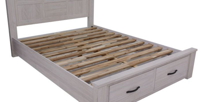 FLORIDA QUEEN BED WITH STORAGE