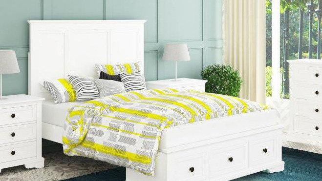 Sala Queen Bed