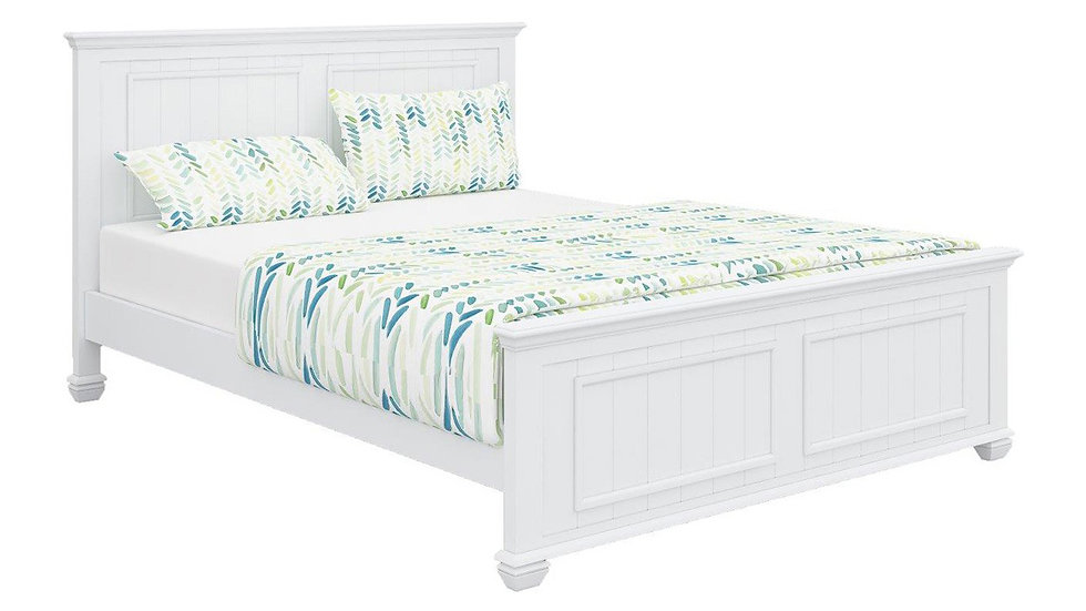 Silvia Double Bed