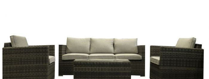 MILFORD 4 PC SOFA SET