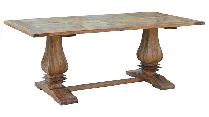 Kensington Parquetry 200 Dining Table
