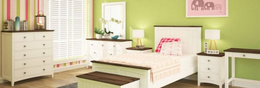 BRITTANY KING SINGLE BED