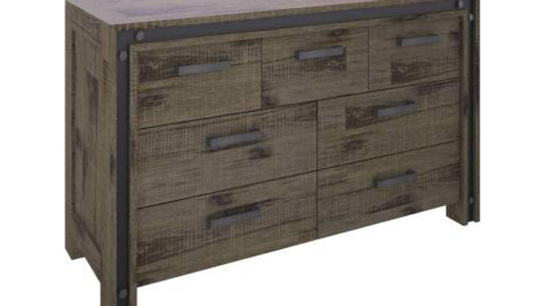 Warehouse Dresser 7 Drawers