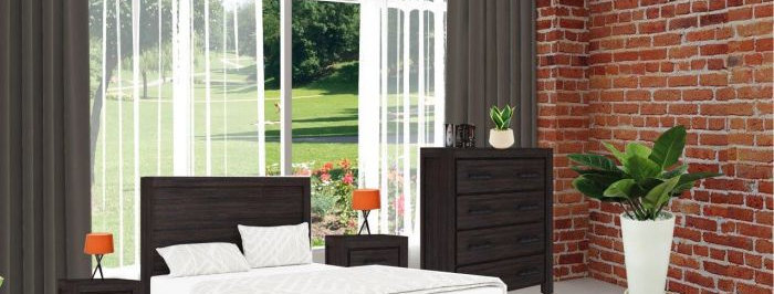 ZURICH QUEEN BED