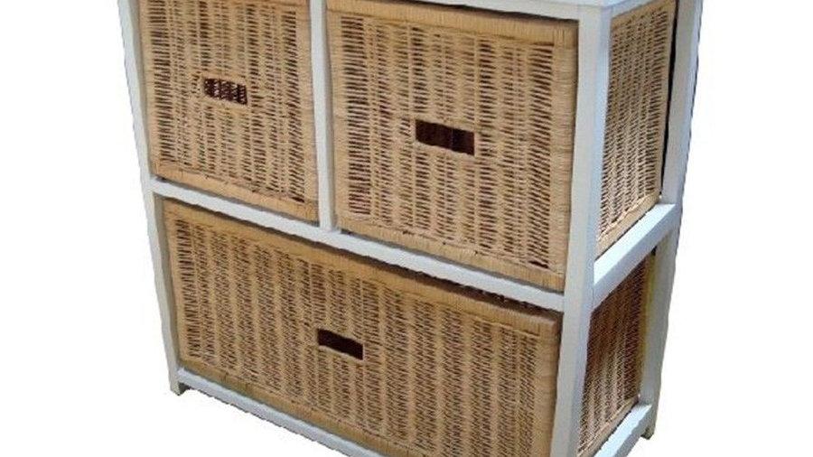 Bondi 3 Drawers Cabinet