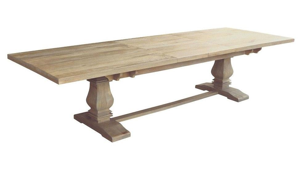 Utah 258-348cm Extension Dining Table