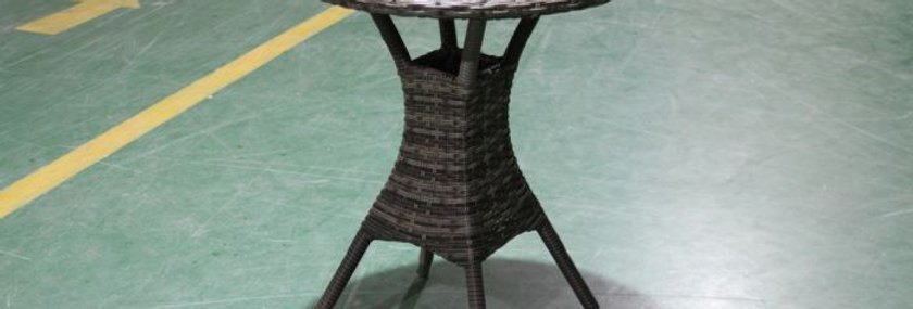 MILFORD 60CM ROUND TABLE