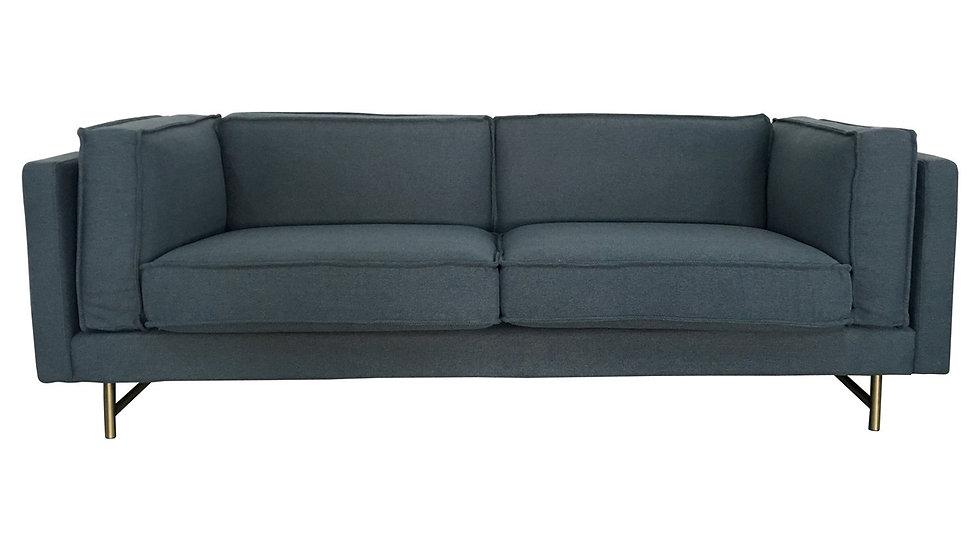 Jalpa 3 Seater Slate Blue